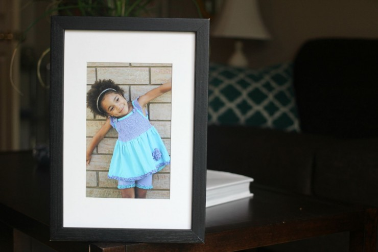 Gallery Frames with Posterjack: Summer Days #12PrintsProject