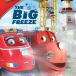 Chuggington: The Big Freeze DVD