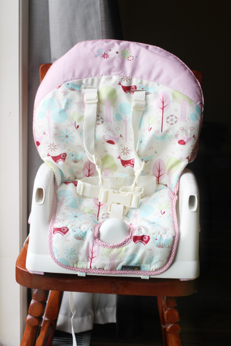 The Safety 1st Recline and Grow Booster Seat