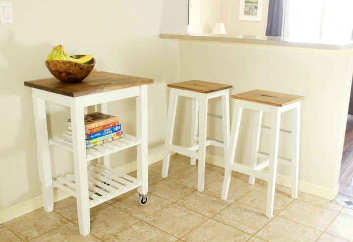 IKEA Hack: Kitchen Furniture Makeover
