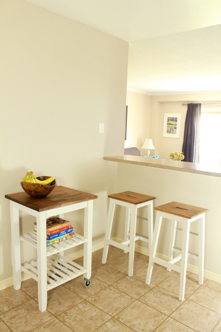 Painting Bar Stools Ideas