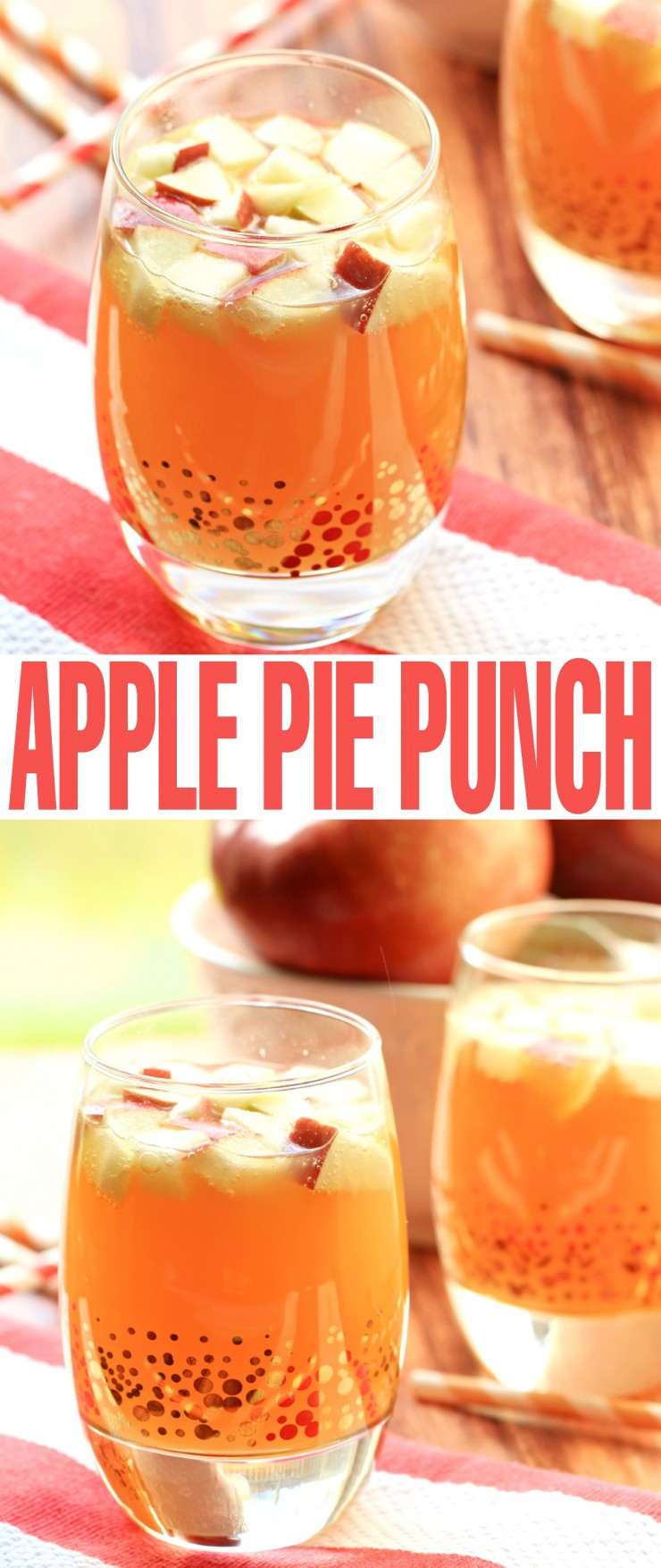 Non alcoholic apple pie punch frugal mom eh for Thanksgiving drinks alcoholic recipes