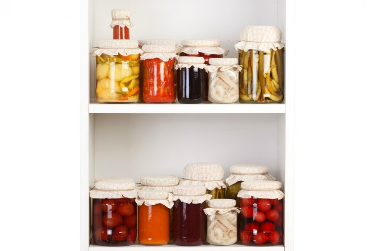 How to Keep Your Food Stockpile Fresh - produce, canned goods and more. Stop wasting food and save even more!