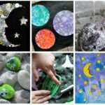 Space Crafts & Activities for Kids