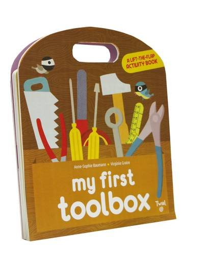 My First Toolbox by Anne-Sophie Baumann #FMEGifts2015