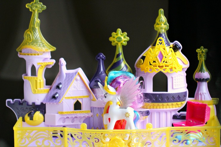 My Little Pony Cutie Mark Magic Canterlot Castle #FMEGifts2015
