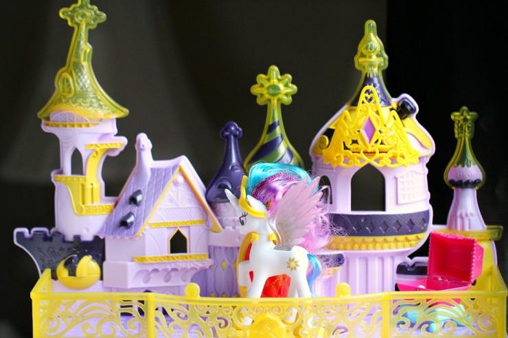 My Little Pony Cutie Mark Magic Canterlot Castle #FMEGifts2015