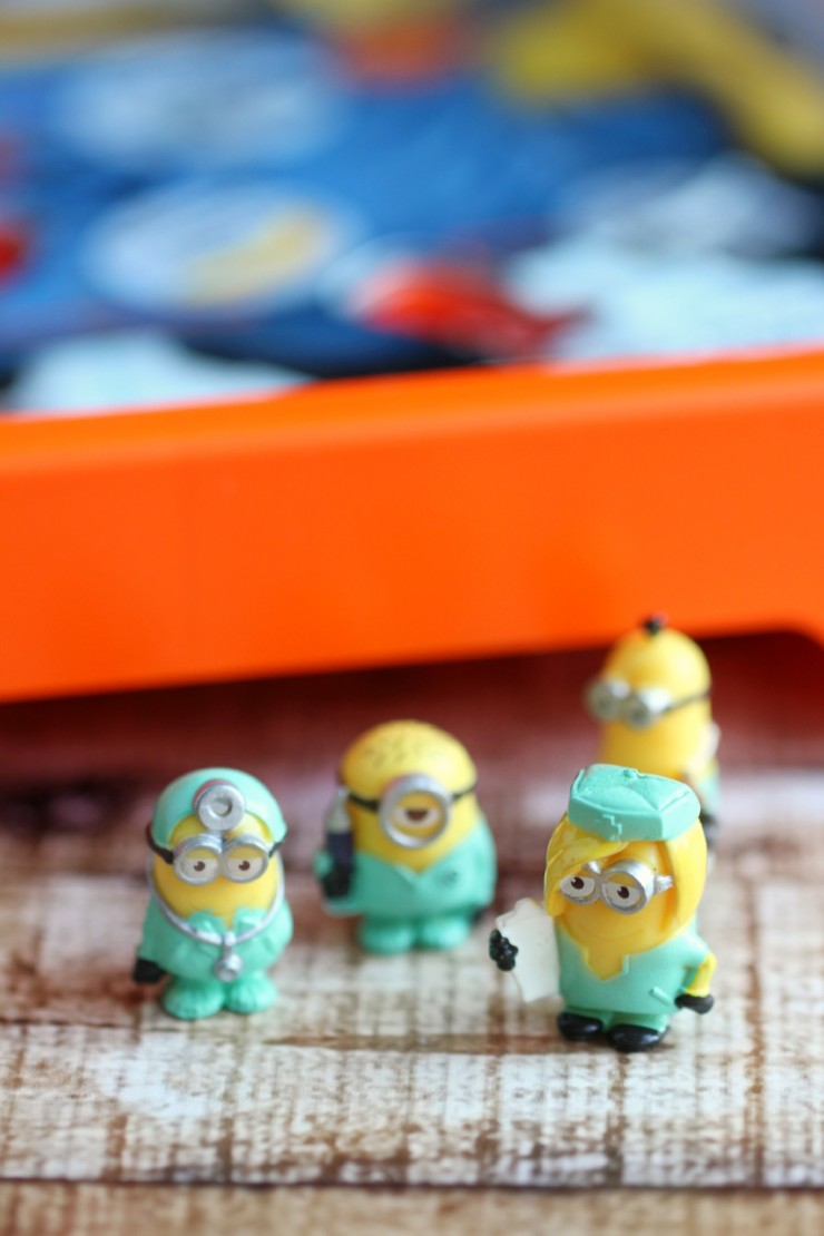 Despicable Me Family Game Night