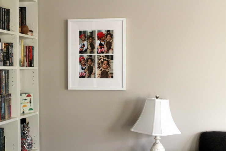 Memorialise Special Moments with a Gorgeous Collage Print #12PrintsProject
