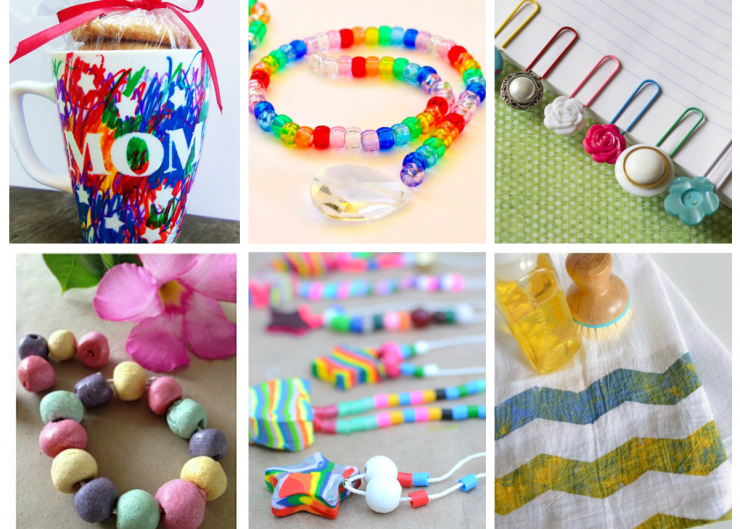 Homemade Gifts That Kids Can Make