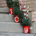 Joy Outdoor Christmas Display