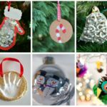 Homemade Christmas Ornaments That Toddlers Can Make