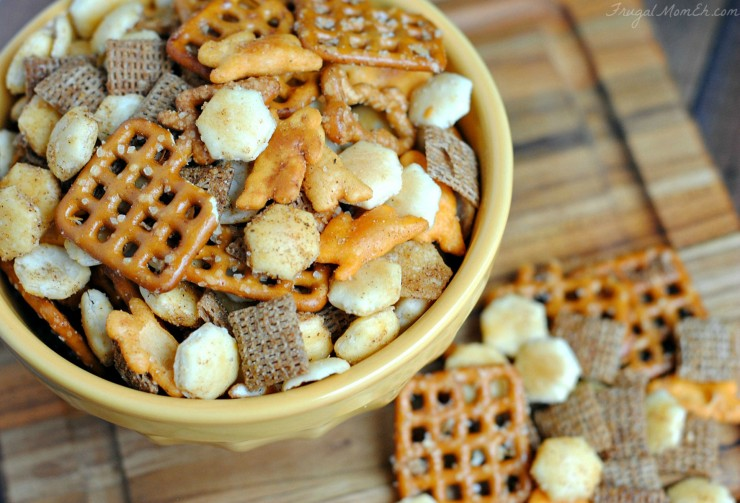 Taco Seasoning Snack Mix