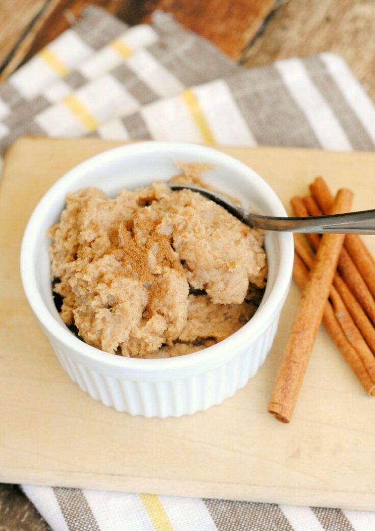 Snickerdoodle Cookie Dough
