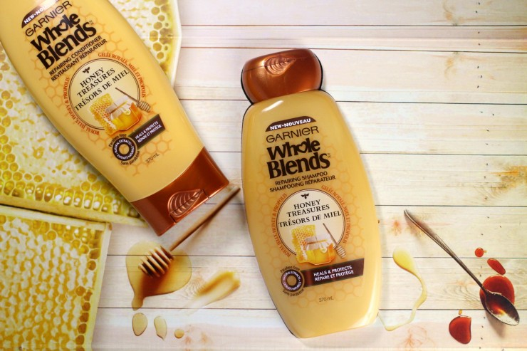 Garnier Whole Blends Honey Treasures Review