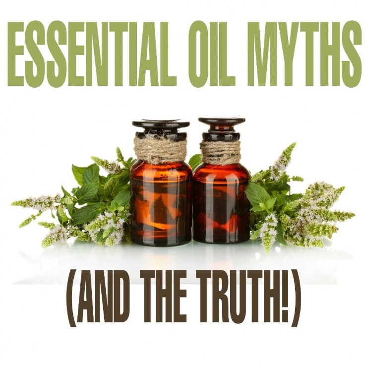 10 Essential Oil Myths and the truth you need to know.
