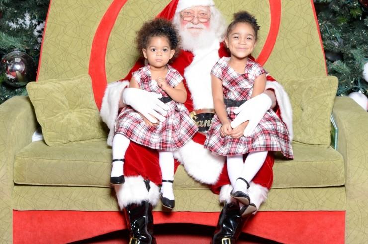 Turn Santa into Artwork with Posterjack