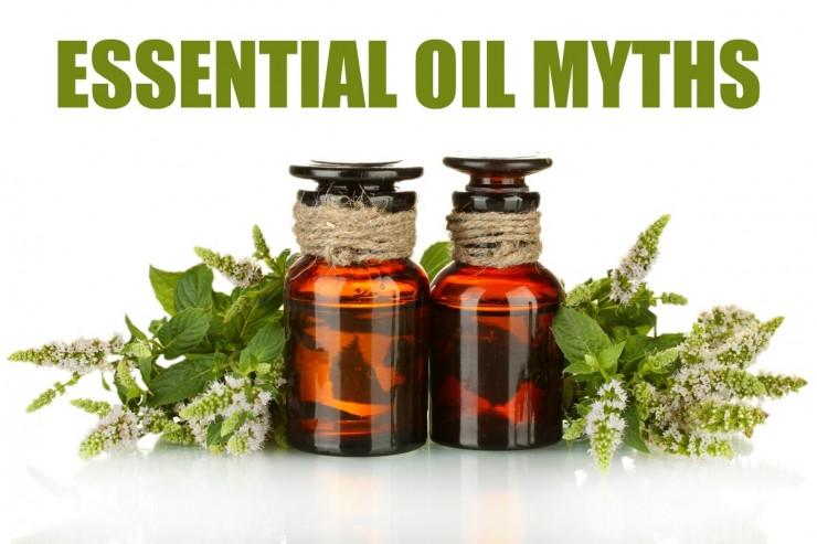 10 Essential Oil Myths