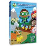 Super WHY: Three Billy Goats Gruff & Other Fairytale Adventures DVD