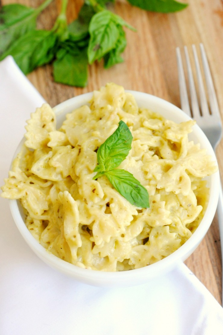 pesto-mac-and-cheese