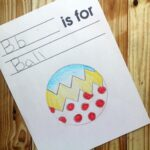 Learning the Letters in the Alphabet Through Writing & Drawing