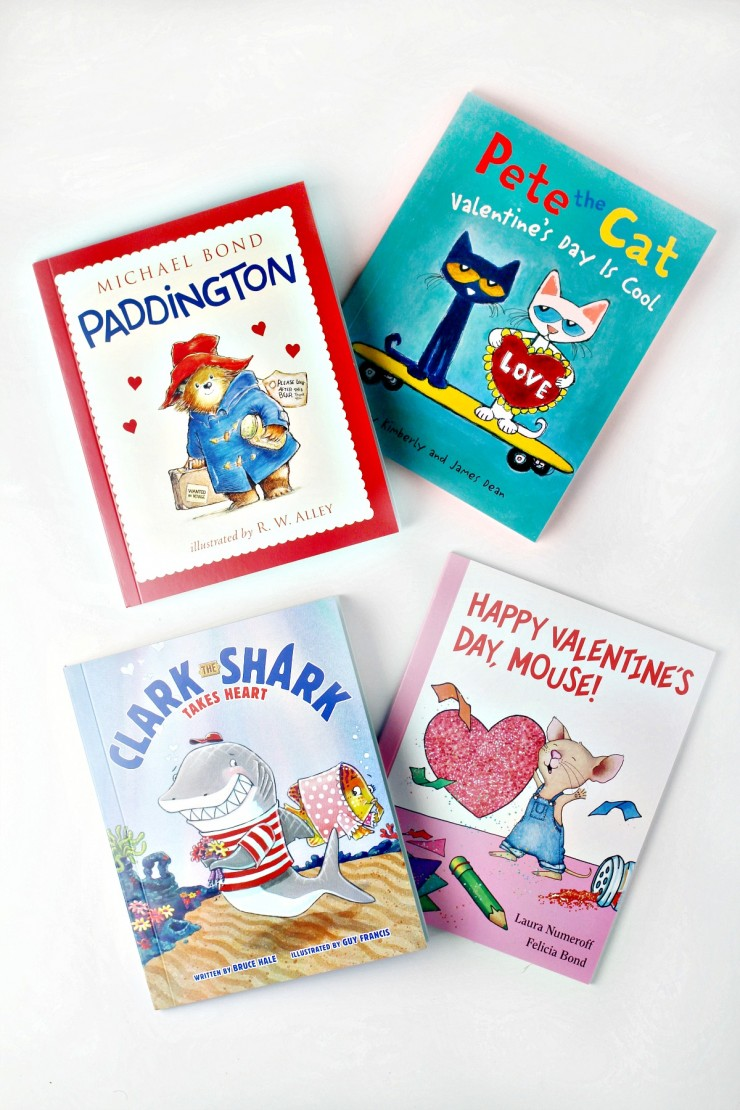 Purchase a McDonald's Happy Meal to receive one of these limited edition HarperCollins children's books just in time for some Valentine's Day family fun! #HappyMealBooks