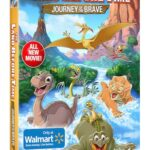 The Land Before Time: Journey of the Brave DVD