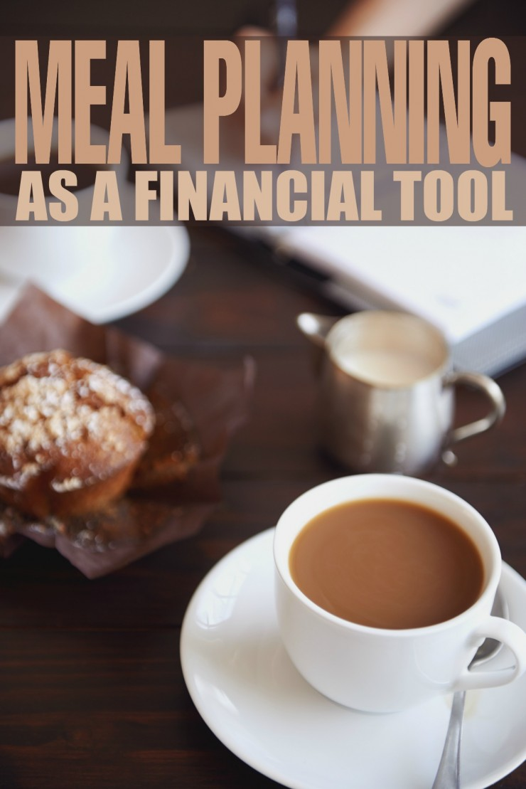 Learn how to use Meal Planning As a Financial Tool and save money on food like never before!