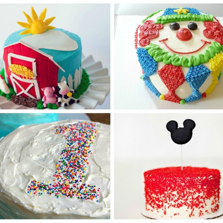 25 Smash Cake Recipes Tutorials