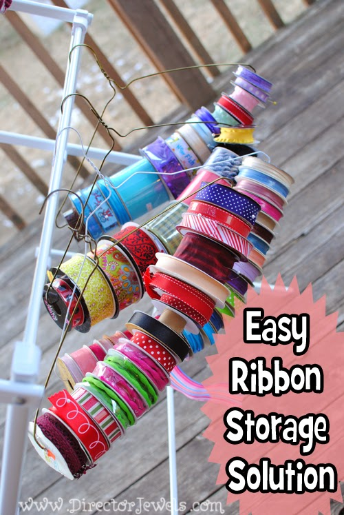 easy-ribbon-storage-solution-diy-wire-hanger-home-organization-tip-8