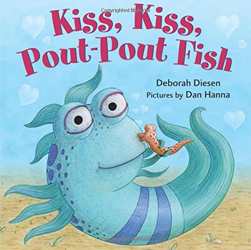 Valentine 39 s day books from raincoast books giveaway for The pout pout fish book