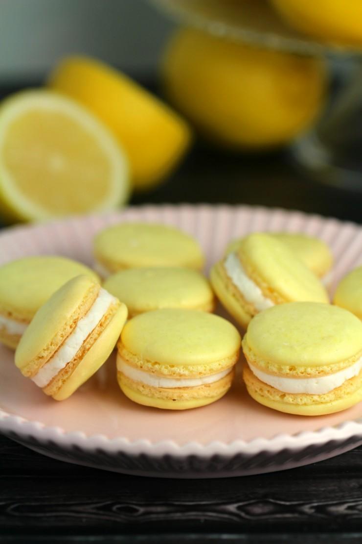 Lemon Macaron Recipe Frugal Mom Eh