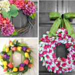 25 Stunning Spring Door Wreaths