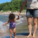 How to Pack for the Beach with a Baby