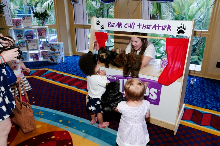 A Magical Pull-Ups® Potty Partnership Launch Party in Disneyland, California with Celebrity Mom Jaime King. #PottyPartnership