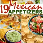 19 Mexican Appetizers