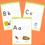 Free Printable Handwriting Worksheets including Pre-Writing Practice