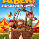Albert – Up, Up and Away DVD