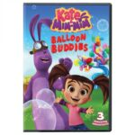 Kate & Mim-Mim: Balloon Buddies DVD