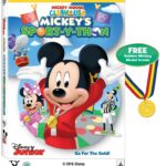 Mickey's Sport-y-Thon DVD + FREE Activity Sheets!