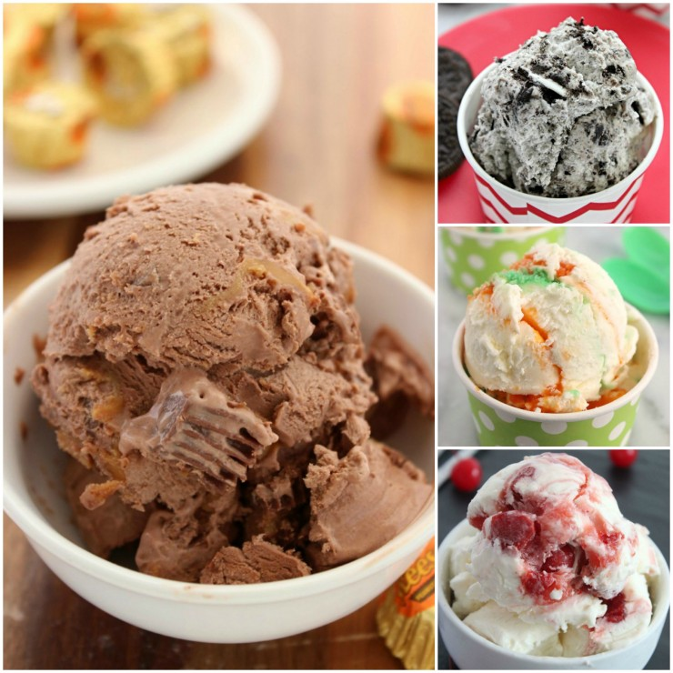 30+ Incredible No-Churn Ice Cream Recipes