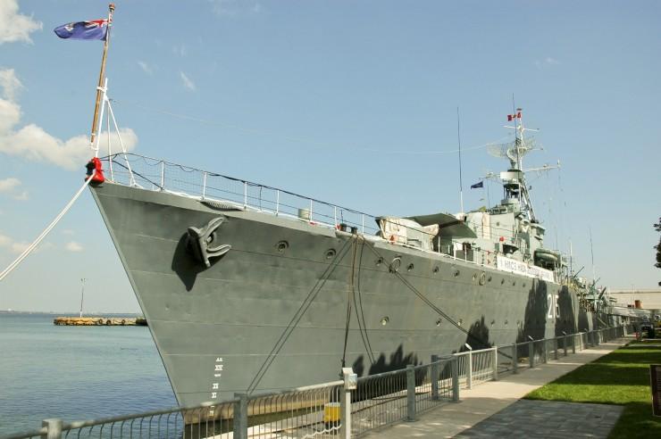 HMCS-Haida