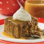 Piece of Cake by Camilla Saulsbury + Sticky Toffee Pudding Cake Recipe