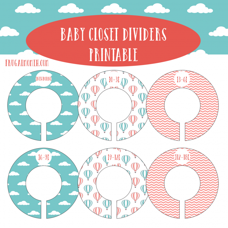 photo relating to Printable Closet Dividers identify Nursery Closet Company Guidelines + Totally free Nursery Closet