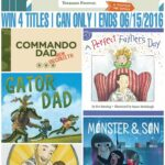 Father's Day Gift Ideas from Raincoast Books #Giveaway