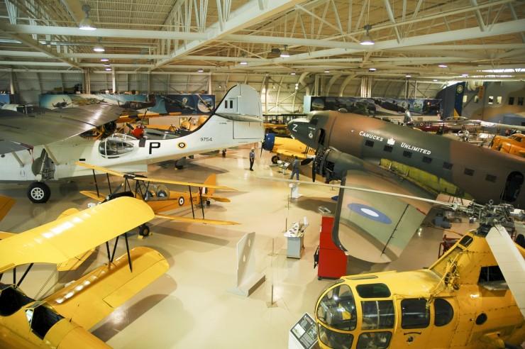 warplane-heritage-museum