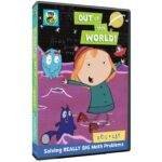 Peg + Cat: Out of This World DVD