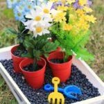 Gardening Sensory Bin