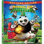 Kung Fu Panda 3 Blu-ray Review + Giveaway