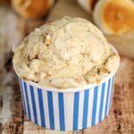 No-Churn Roasted Marshmallow Ice Cream